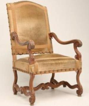 Historia de la silla siglo XVI