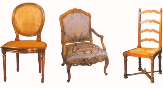 Historia de la silla y su evolución