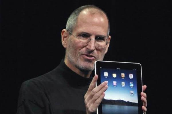 ¿Quién es el de Apple?