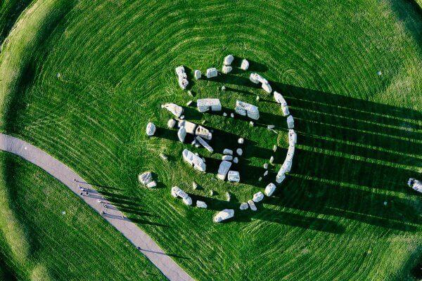 ubicación Stonehenge