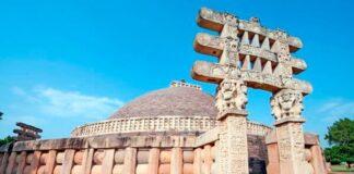 Estupa de Sanchi origen e historia