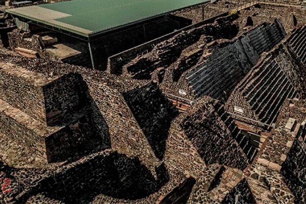 cuándo se construyó el templo mayor de Tenochtitlán