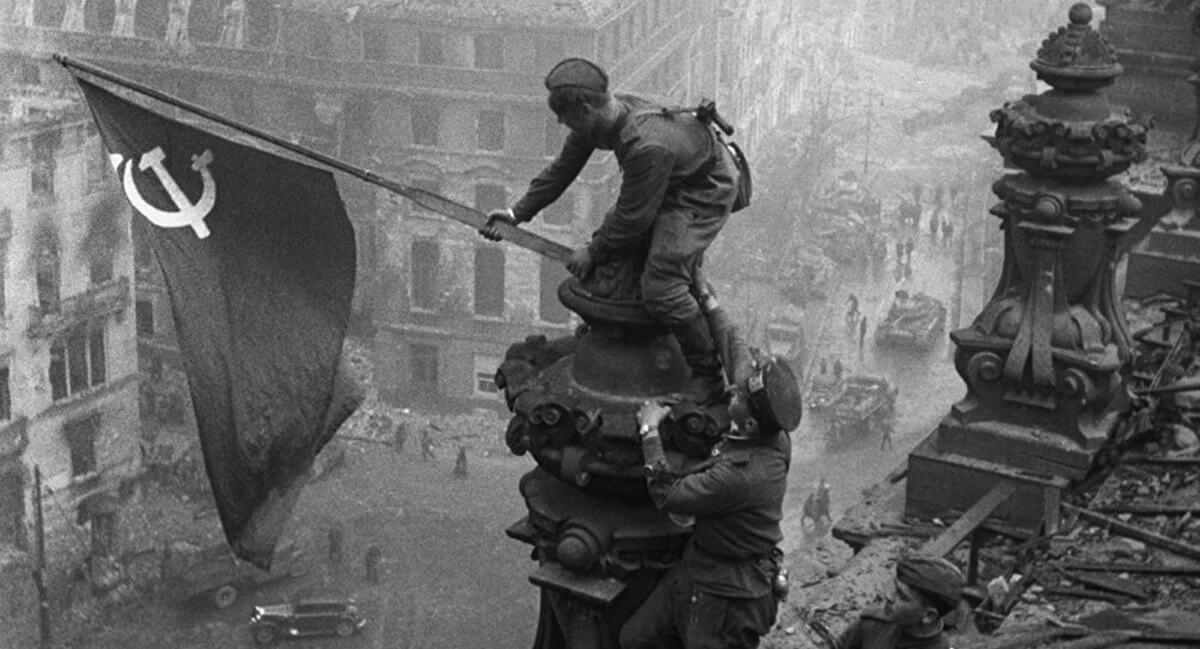 historia unión soviética II Guerra Mundial
