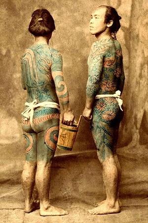 usos del tatuaje en la historia