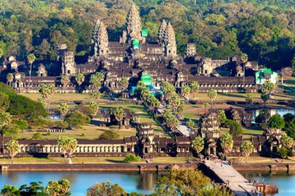 monumento funerario Angkor Wat