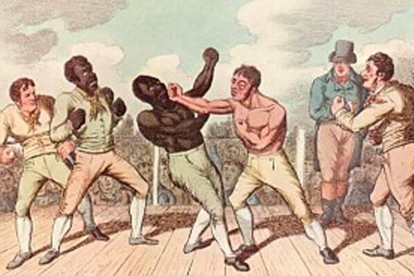 historia reglas de boxeo