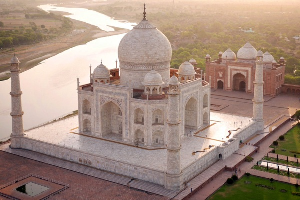 ¿Quién fue el arquitecto del Taj Mahal?