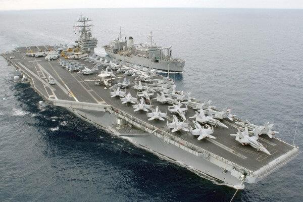 historia buques de guerra