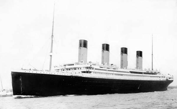 Primer barco transatlántico