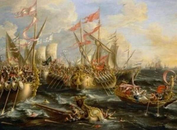 ocupación romana Egipto