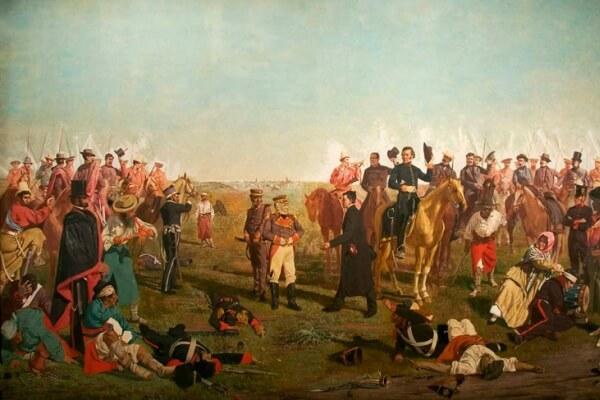 Independencia Uruguay historia