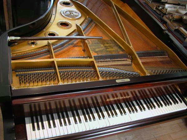 historia del piano resumen para niños
