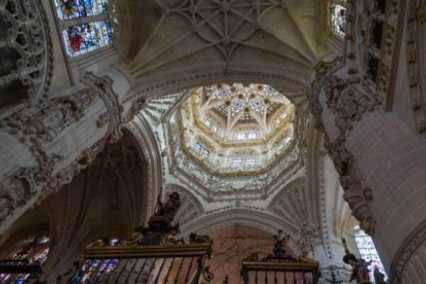 trabajo sobre la catedral de burgos