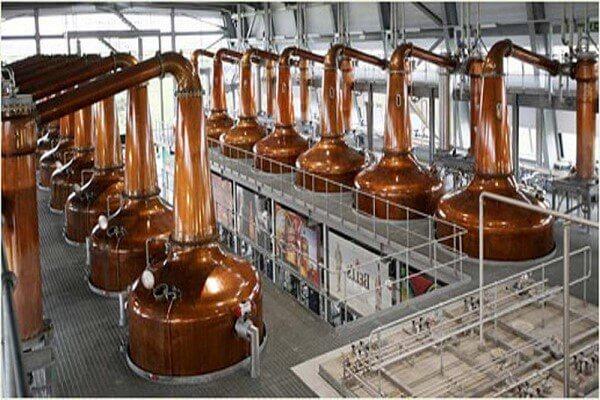 cómo se elabora el whiskey