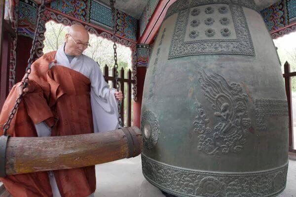 campana en el mundo antiguo