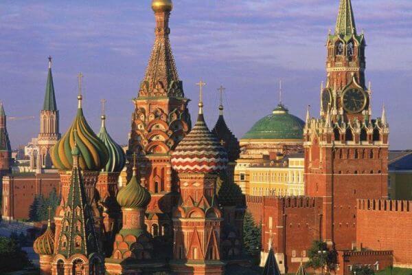 cómo es el Kremlin de Moscú
