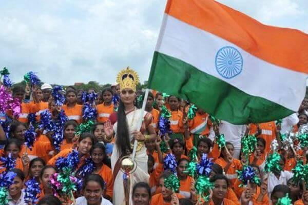 cuándo se independizó la India