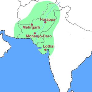 primeras ciudades de Asia