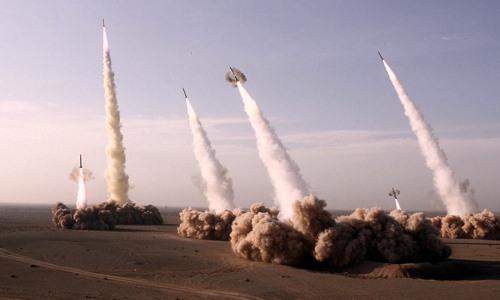 cómo funciona un misil
