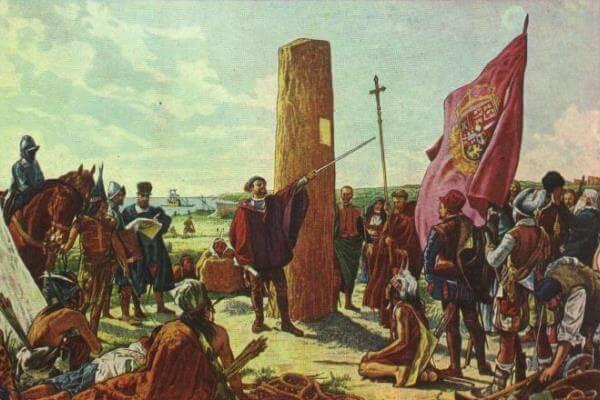 quién descubrió Uruguay