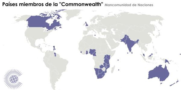 Gran Bretaña Commonwealth historia