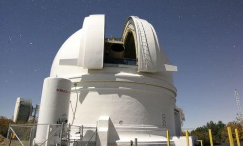 como se contruye un telescopio