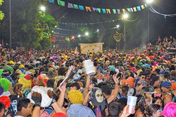 ¿Cuándo es el carnaval en la Argentina?