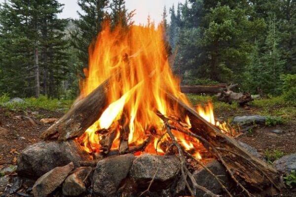 ¿Qué año fue el descubrimiento del fuego?