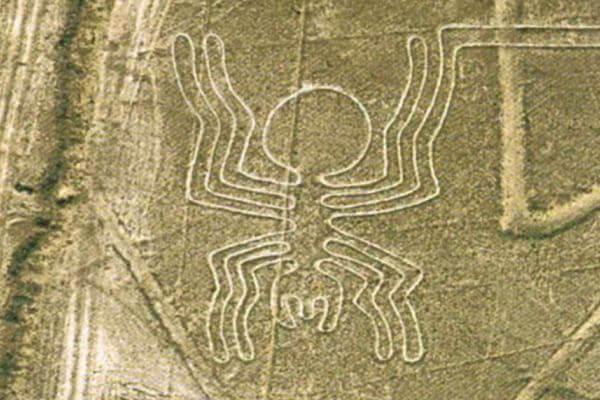 de qué año son las líneas de Nazca