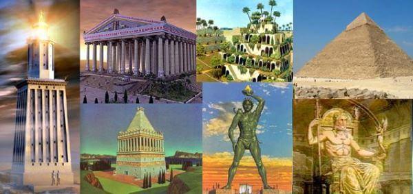 Historia de las siete maravillas