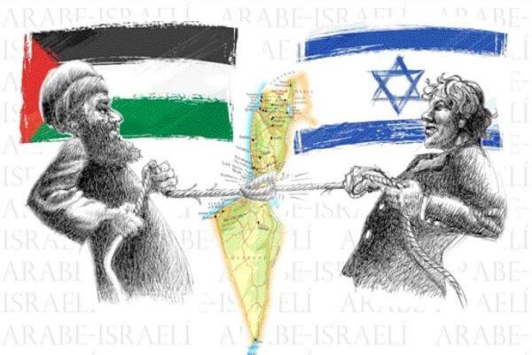 historia conflicto Egipto Israel