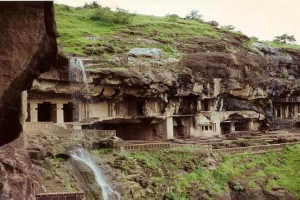 Las cuevas de Ajanta reseña históica