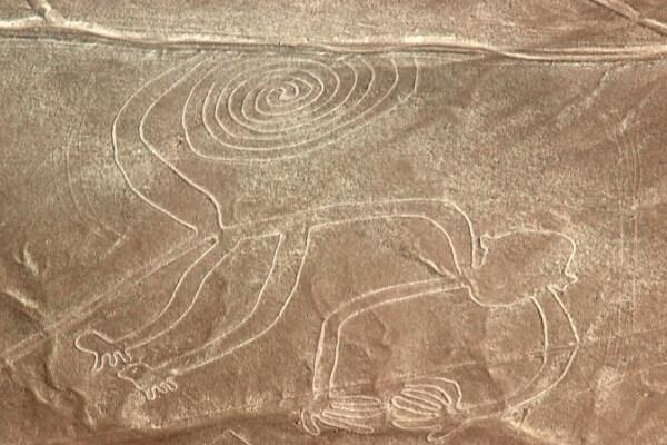 qué es las líneas de Nazca