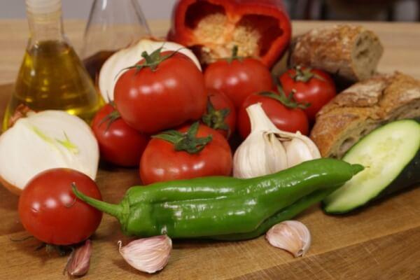 origen del gazpacho andaluz