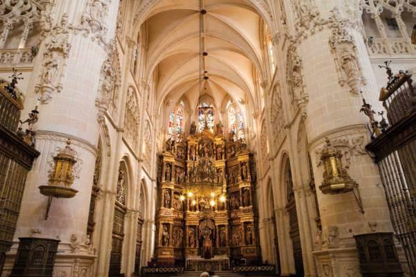 reseña histórica catedral de Burgos