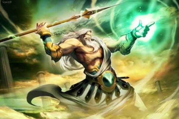 leyendas mitologia griega
