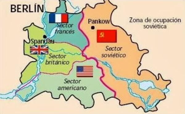 acuerdos de Potsdam