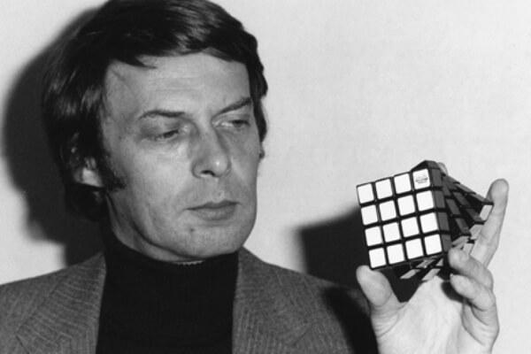 cubo rubik inventor