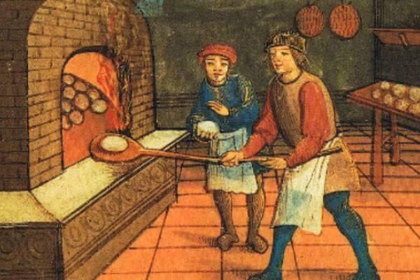 origen del pan en Europa
