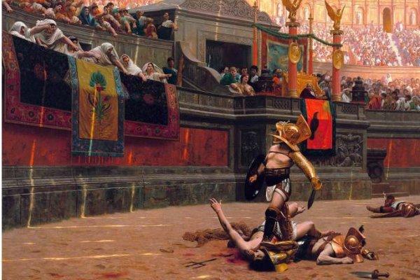 coliseo Roma historia resumen