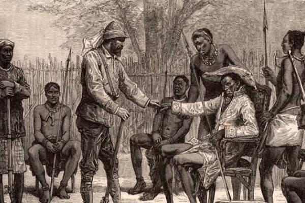 colonización de Tanzania