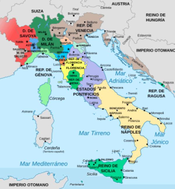 historia del Renacimiento en Italia