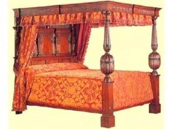 evolución e historia de la cama