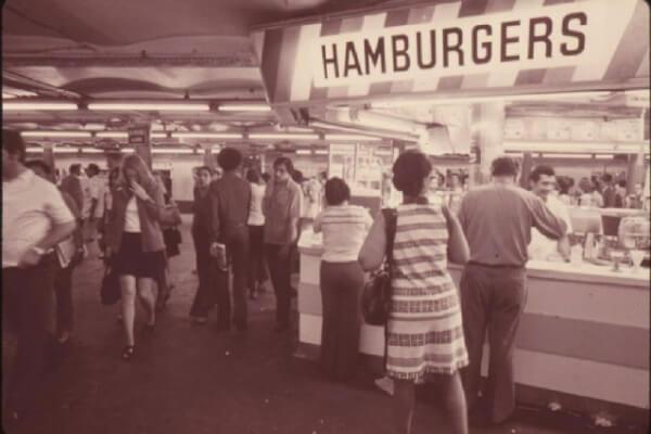 ¿Por qué se llama hamburguesa?