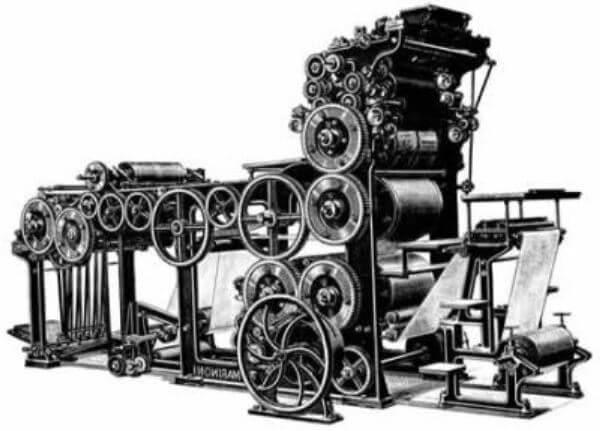 historia de la imprenta pdf