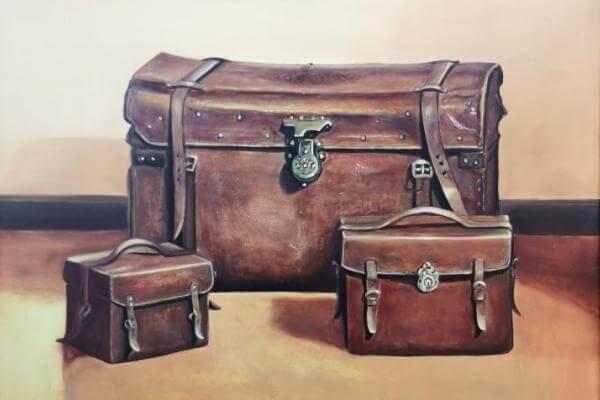cómo ha evolucionado la maleta