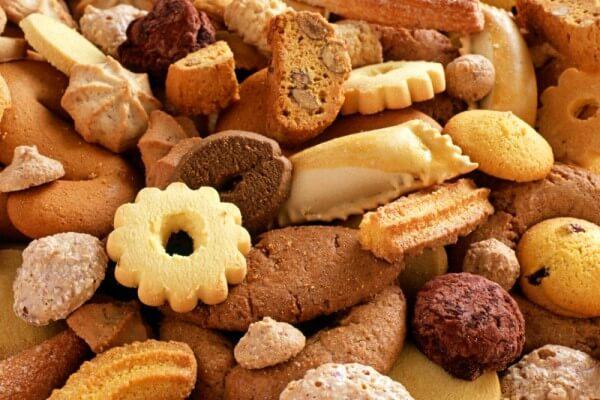 ¿Cómo se clasifican las galletas?