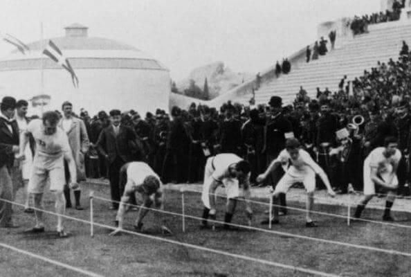 ¿Cómo se creó el atletismo?