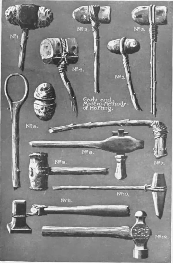 reseña histórica martillo