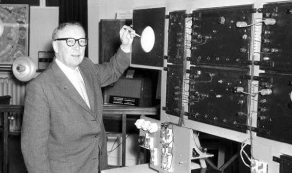 cuándo se inventó el radar